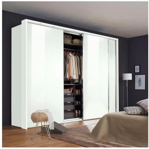nolte® Möbel Schwebetürenschrank »Marcato 1C« mit Fronten aus Glas