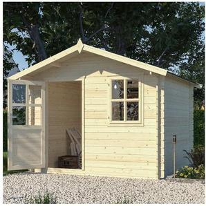 Nordic Holz Gartenhaus »Vincenza«, BxT: 310x331 cm