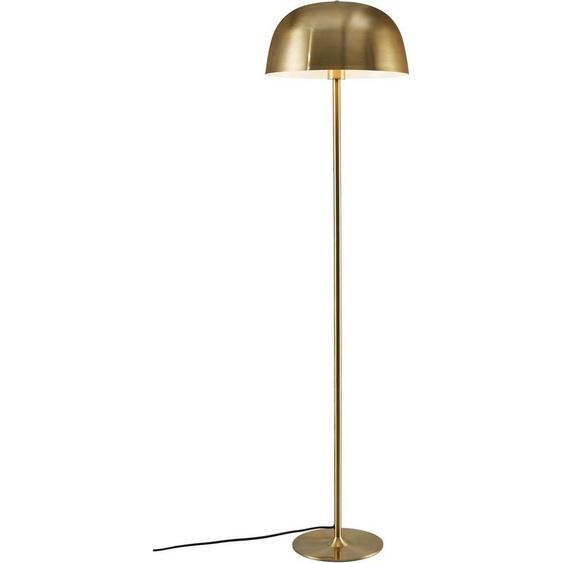 Nordlux Stehlampe »CERA«, Messing Design, textil Kabel