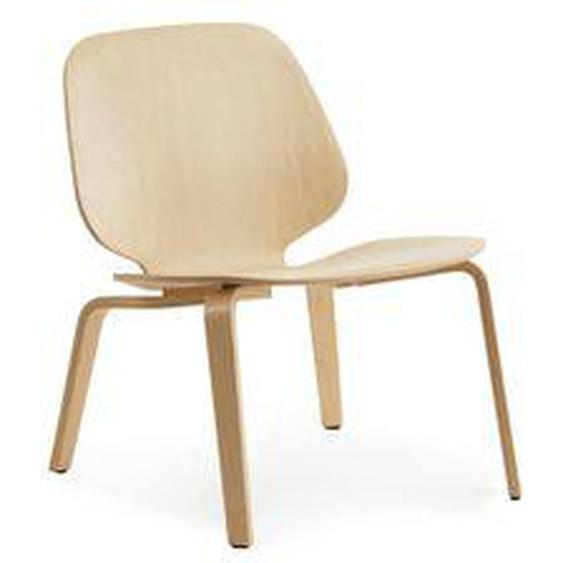 Normann Copenhagen - My Chair Lounge, Birke
