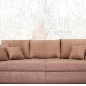 Nova Via Big-Sofa, wahlweise in XL oder XXL