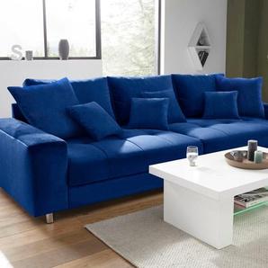 Big-Sofa, blau, 300cm, FSC®-zertifiziert, Nova Via
