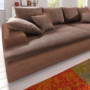 Nova Via Big-Sofa, wahlweise in 2 Größen