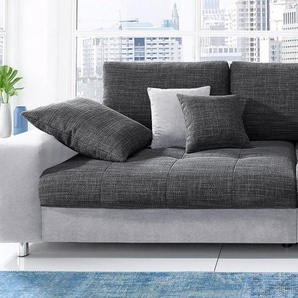 Big-Sofa, wahlweise mit RGB-LED-Beleuchtung