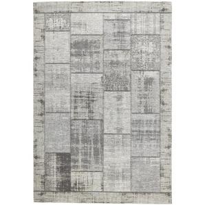FLACHWEBETEPPICH 240/330 cm Grau