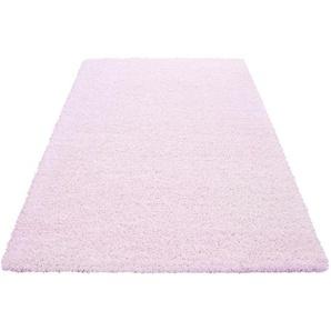 HOCHFLORTEPPICH 240/340 cm gewebt PinkNovel: HOCHFLORTEPPICH 240/340 cm gewebt Pink