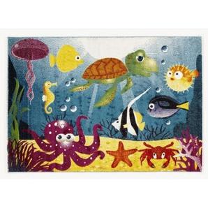 KINDERTEPPICH 80/150 cm MulticolorNovel: KINDERTEPPICH 80/150 cm Multicolor