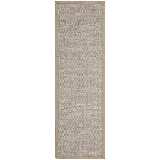 Novel Läufer In-/ Outdoor 80/250 cm Mehrfarbig , Textil , Uni , 80 cm