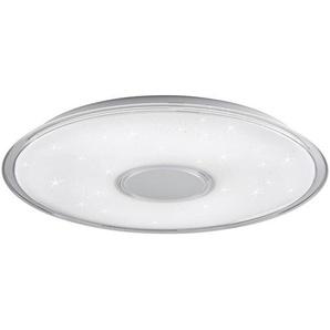 Novel: LED-Deckenleuchte, Weiß, H 6,5