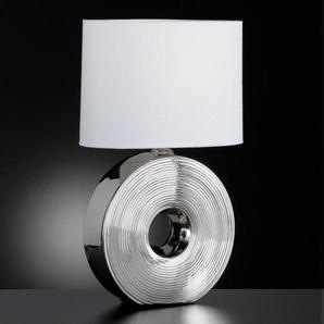 Novel: Tischleuchte, Weiß, H 54