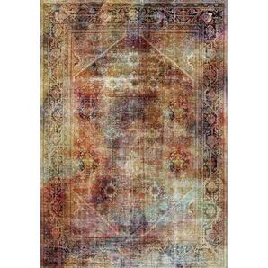 VINTAGE-TEPPICH 130/190 cm Multicolor