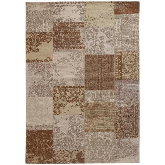 Novel Vintage-Teppich 140/190 cm Beige , Textil , Vintage , 140x190 cm