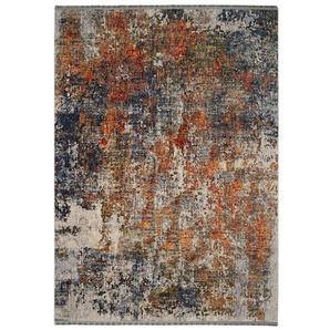 Novel Vintage-Teppich , Mehrfarbig , Textil , Abstraktes , 160 cm , für Fußbodenheizung geeignet, in verschiedenen Größen erhältlich, Hausstauballergiker pflegeleicht, strapazierfähig , Teppiche & Böden, Teppiche, Vintage-Teppiche