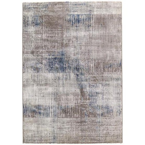 Novel Vintage-Teppich 200/290 cm Grau , Textil , Abstraktes , 200x290 cm