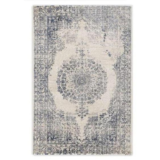 Novel Vintage-Teppich 240/340 cm Mehrfarbig , Textil , Ornament , 240x340 cm
