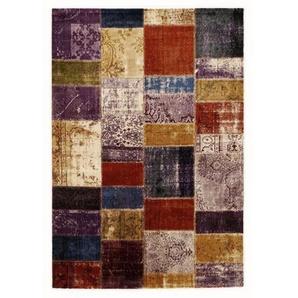 WEBTEPPICH 140/200 cm Multicolor