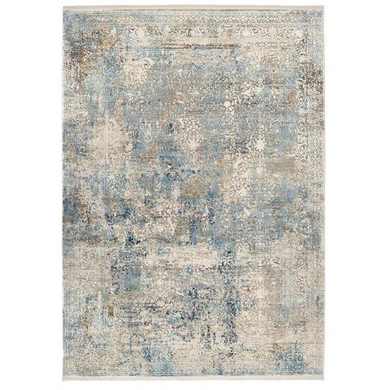 Novel Webteppich 140/200 cm Mehrfarbig , Textil , 140 cm