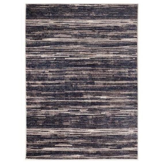 Novel Webteppich 200/250 cm braun, Beige , Textil , Abstraktes , 200 cm