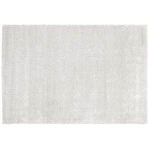 Novel Webteppich , Creme , Textil , Uni , rechteckig , 200 cm , Teppiche & Böden, Teppiche, Moderne Teppiche