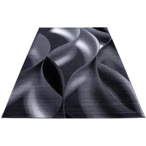 HOCHFLORTEPPICH 200/290 cm gewebt SchwarzNovel: HOCHFLORTEPPICH 200/290 cm gewebt Schwarz