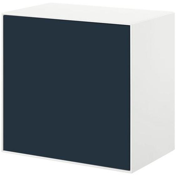 now! by hülsta Hänge-Designbox  now! easy ¦ blau