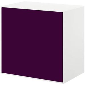 now! by hülsta Hänge-Designbox  now! easy ¦ lila/violett ¦ Maße (cm): B: 52 H: 52 T: 33 Schränke  Hängeschränke » Höffner