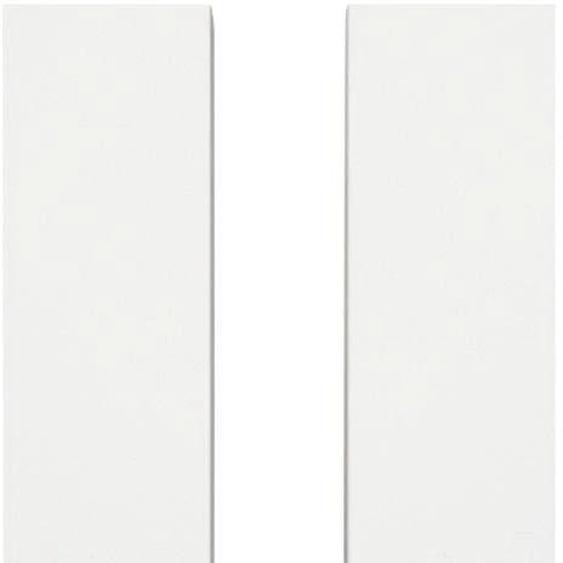 now by hülsta Hängevitrine for you, (Set, 2 St.), mit Acrylbox klar 35,2 x 141 33 (B H T) cm, 2-türig weiß Hängevitrinen Vitrinen Schränke