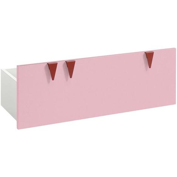 now! by hülsta minimo Stauraumbox für Sitzbank  Minimo ¦ rosa/pink