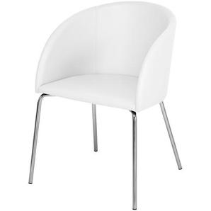 now! by hülsta Schalenstuhl  S 19-2 ¦ Maße (cm): B: 56 H: 80 T: 58 Stühle  Esszimmerstühle  Esszimmerstühle mit Armlehnen » Höffner