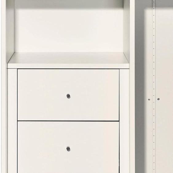 now by hülsta Schubladeneinsatz 48x48,5x67,2 cm weiß Zubehör für Kleiderschränke Möbel Schubladeneinsätze
