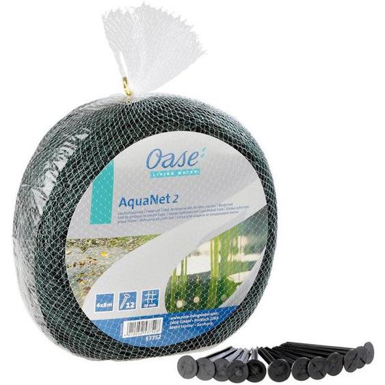 OASE Laubschutznetz »AquaNet«, 4x8 Meter