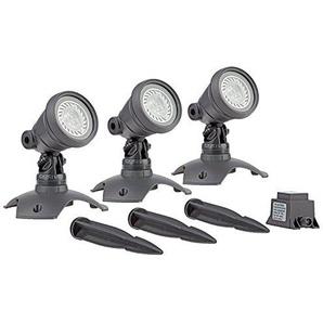 Oase Unterwasserbeleuchtung LunAqua, 3 LED Set 3