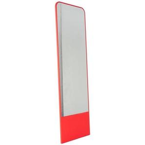 OBKEKTE UNSERER TAGE - Standspiegel SCHNEIDER Standspiegel Leuchtrot - Leuchtrot - indoor