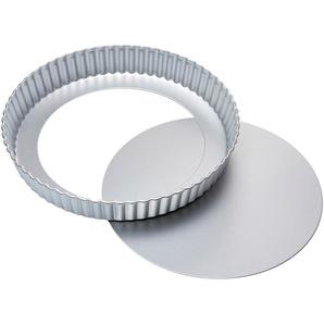 Set wählbar Keramik Tortenform Quicheform Tarteform Obstkuchenform Ø 11,5 cm