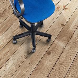 officemarshal® Bodenschutzmatte für glatte Böden