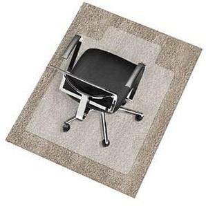 officemarshal® Bodenschutzmatte für Teppichböden
