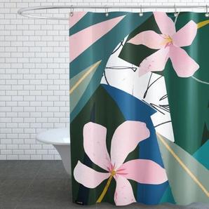 Oleander - Duschvorhang