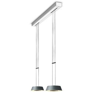 Oligo OLIGOplus Glance LED Pendelleuchte, 2-flg.