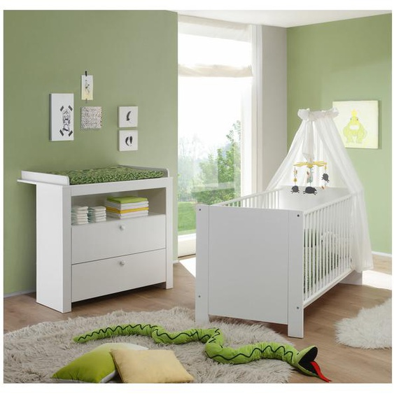 Olinda Kinderzimmer-Set Weiß