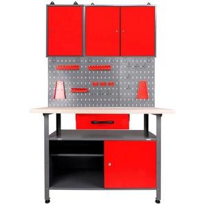 ONDIS24 Werkstatt-Set 120 cm