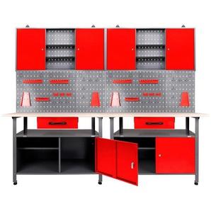 ONDIS24 Werkstatt-Set »Klaus«, 240 cm