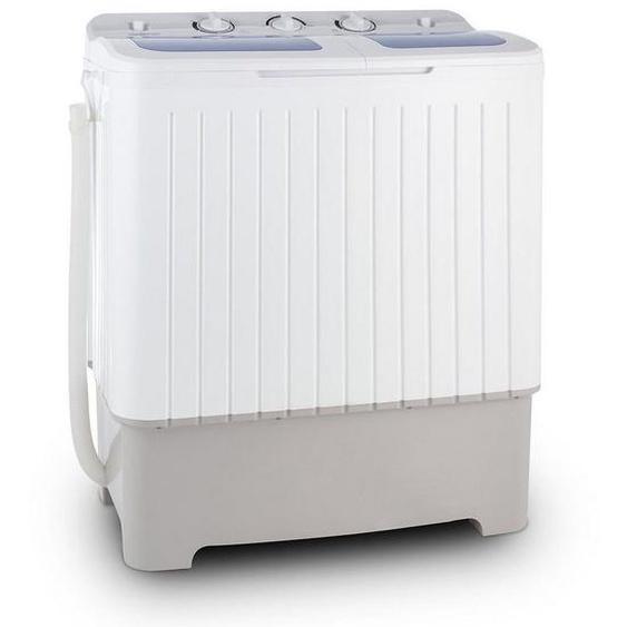 ONECONCEPT Mini Camping Waschmaschine 6,8 kg Wäscheschleuder 5,2 kg »Ecowash XXL«