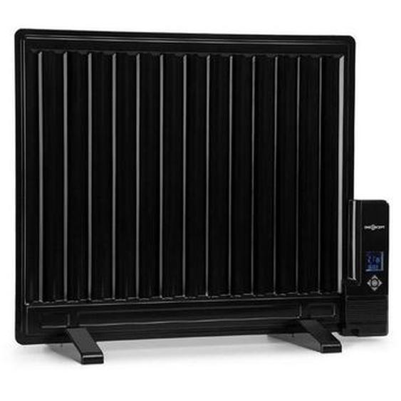 ONECONCEPT Ölradiator 600W Thermostat Ölheizung »Wallander«