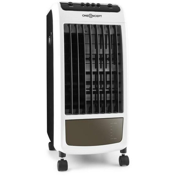 ONECONCEPT Ventilator Lufterfrischer Mobiles Klimagerät Luftreiniger 70 W »ACO3 CarribeanBlue«