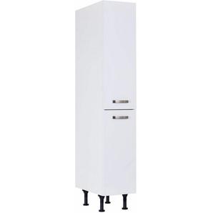 OPTIFIT Apothekerschrank »Cara« mit 2 Vollauszügen und 4 Ablagen, Soft-Close-Funktion und höhenverstellbaren Stellfüßen, Breite 30 cm