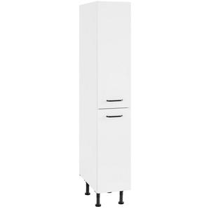 OPTIFIT Apothekerschrank »Elga« mit Soft-Close-Funktion, Vollauszügen, höhenverstellbaren Füßen und Metallgriffen, Breite 30 cm