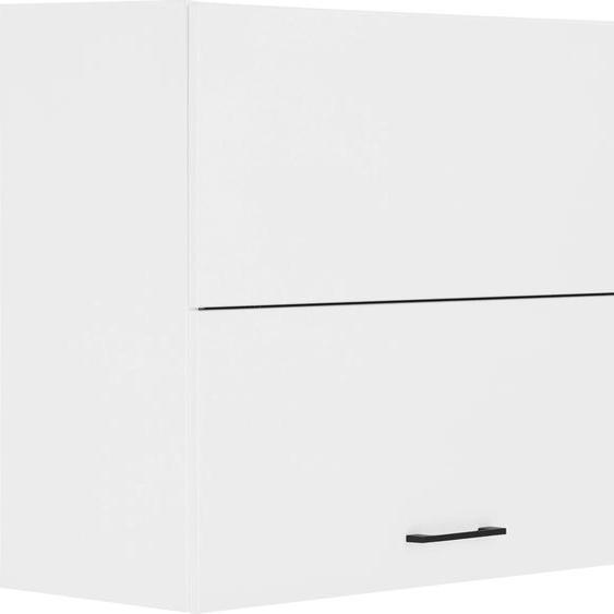 OPTIFIT Faltlifthängeschrank Tokio, 90 cm breit, mit Metallgriff B/H/T: x 70,4 34,9 cm, 1 weiß Hängeschränke Küchenschränke Küchenmöbel