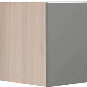 OPTIFIT Klapphängeschrank »Bern« Breite 90 cm, 1 Klappe inkl. Dämpfer, mit Metallgriff