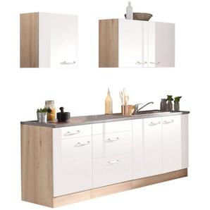 OPTIFIT Küchenzeile »Calgary«, ohne E-Geräte, Breite 210 cm