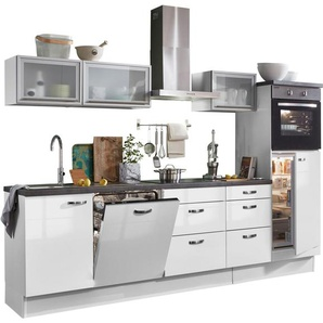 OPTIFIT Küchenzeile »Cara«, ohne E-Geräte, Breite 280 cm
